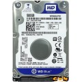 Жесткий диск Western Digital Blue Mobile, 2.5, 500GB, 5400 оборотов/мин (WD5000LPVX)