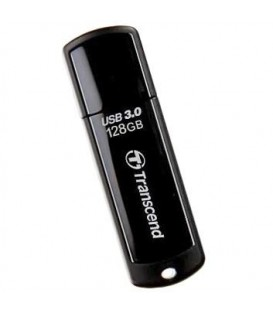Накопитель USB Transcend 3.0 128GB JetFlash 700 Black (TS128GJF700)