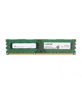 Оперативная память Crucial 4GB DDR3L 1600MHz, PC3L-12800, CL11 (CT51264BD160B)