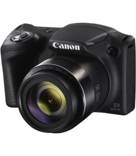 Фотоаппарат Canon Powershot SX420 IS, цифровой, 20Mpix, 4.3-180мм, 42-X, f/3.5-6.6, Черный