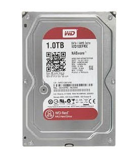 "Жесткий диск Western Digital 3.5"" Red WD10EFRX 1 ТБ 64 МБ SATA3"